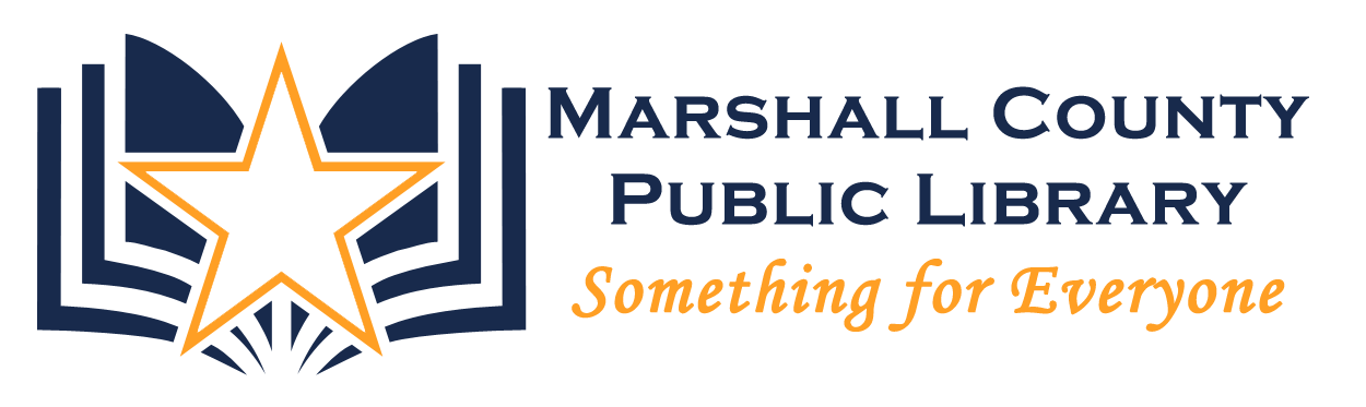 Marshall County Public Library Logo.